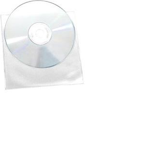 CD ETUI PLASTIČNI Prozirni bez preklopa 100 KOM