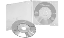 TRAXDATA CD-R 210MB/24 MIN. 8 cm Slim Box 5 KOM