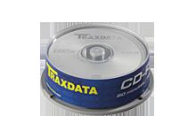 TRAXDATA CD-R 700MB/80 MIN. 52X Cake 25 KOM