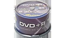 TRAXDATA DVD+R 4.7GB/120 MIN 16X Cake 50 KOM