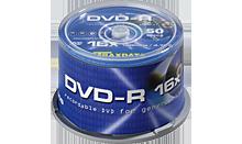 TRAXDATA DVD-R 4.7GB/120 MIN 16X Cake 50 KOM