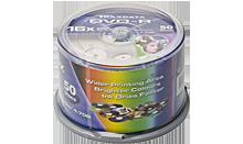 TRAXDATA DVD-R 4.7GB/120 MIN 16X Cake 50 KOM (White Printable)