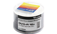 TRAXDATA DVD-R 4.7GB/120 MIN 16X Spindle 50 KOM (White Print.)