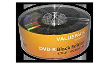 TRAXDATA DVD-R 4.7GB/120 MIN 8X Spindle 25 KOMValuePack
