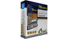 TRAXDATA M DISC STARTER KIT (LG DVD WRITER + TRIPLE PACK)